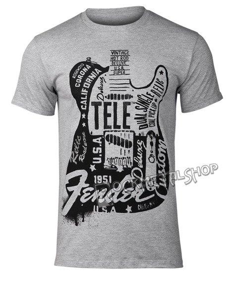 koszulka FENDER - 23 TELE