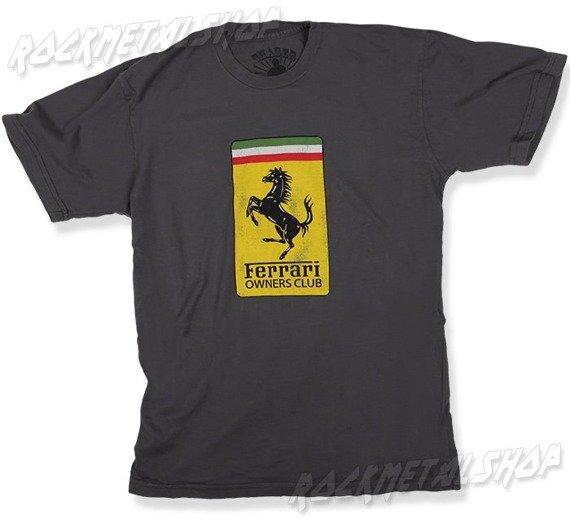 koszulka FERRARI - OWNERS CLUB LOGO