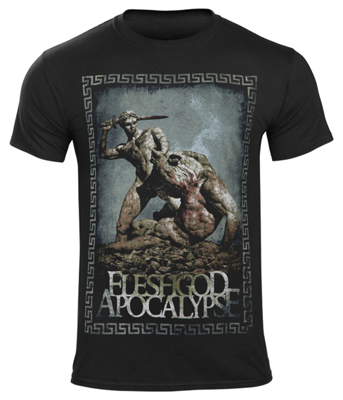 koszulka FLESHGOD APOCALYPSE - PATHFINDER