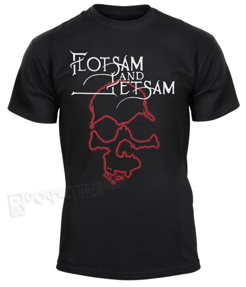 koszulka FLOTSAM AND JETSAM - FLOTS TILL DEATH