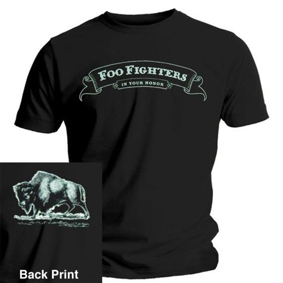 koszulka FOO FIGHTERS - BUFFALO
