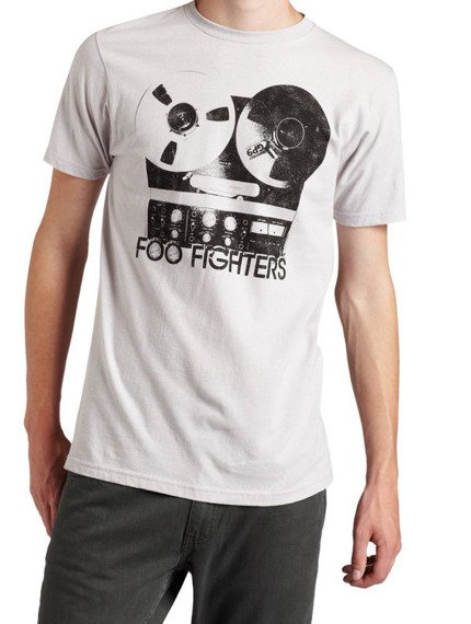 koszulka FOO FIGHTERS - REEL TO REEL