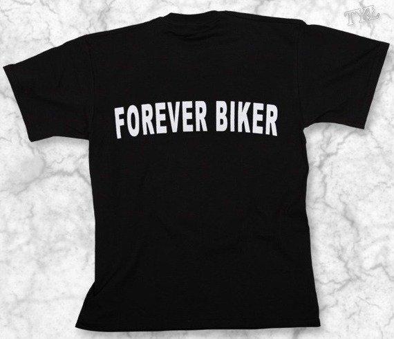 koszulka FOREVER BIKER - CHOPPERS