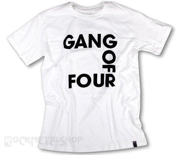 koszulka GANG OF FOUR - BOLD TYPE