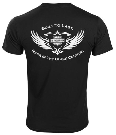 koszulka GLENN HUGHES - BUILT TO LAST