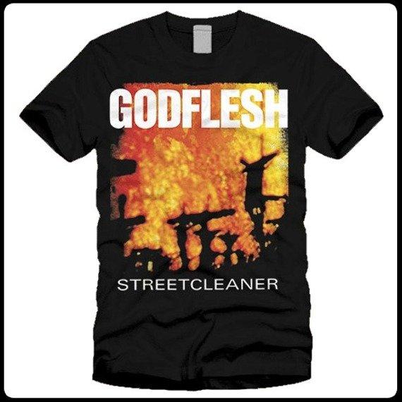 koszulka GODFLESH - STREETCLEANER