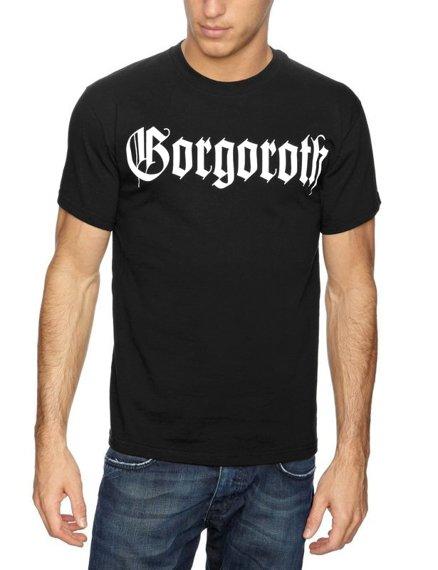 koszulka GORGOROTH - TRUE BLACK METAL
