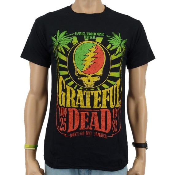 koszulka GRATEFUL DEAD - JAMAICA