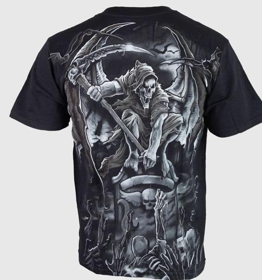 koszulka GRAVESTONE REAPER