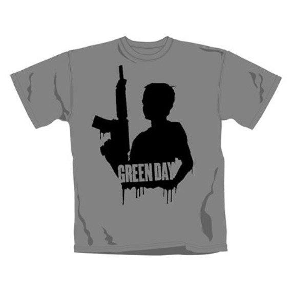 koszulka GREEN DAY - CHILD WITH GUN (2629TSCP)