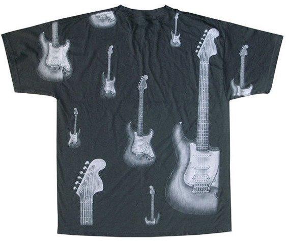 koszulka GUITARS