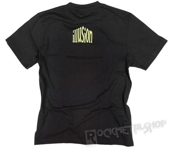 koszulka ILLUSION - MASKI + smycz