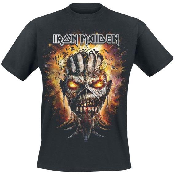 koszulka IRON MAIDEN - EDDIE EXPLODING HEAD