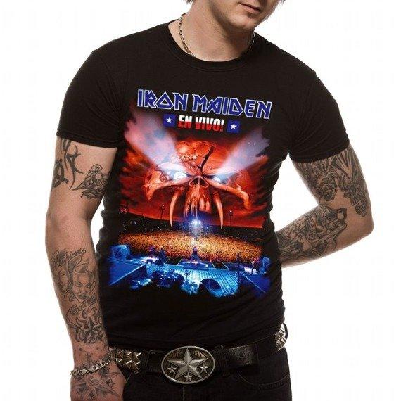 koszulka IRON MAIDEN - EN VIVO!