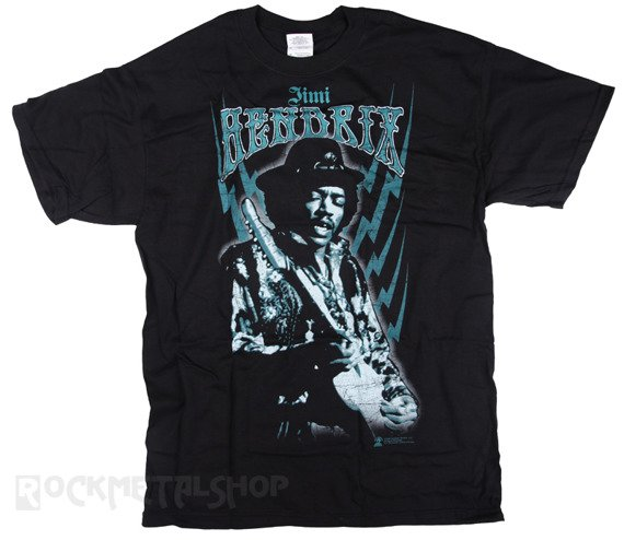 koszulka JIMI HENDRIX - BOLTS JUMBO