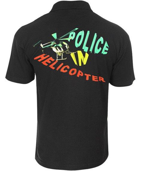 koszulka JOHN HOLT - POLICE HELICOPTER
