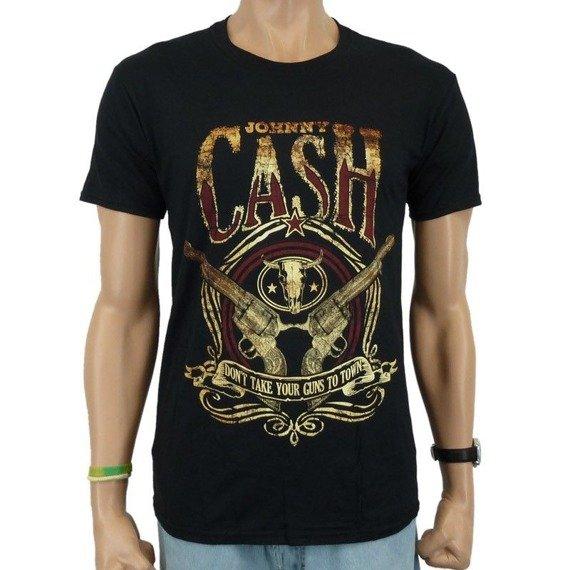 koszulka JOHNNY CASH - GUNS TO TOWN