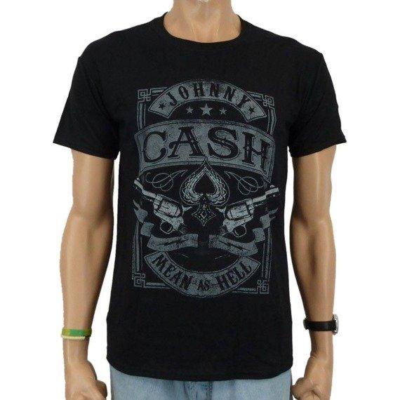 koszulka JOHNNY CASH - MEAN