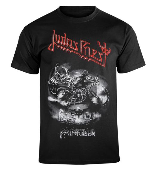 koszulka JUDAS PRIEST - PAINKILLER