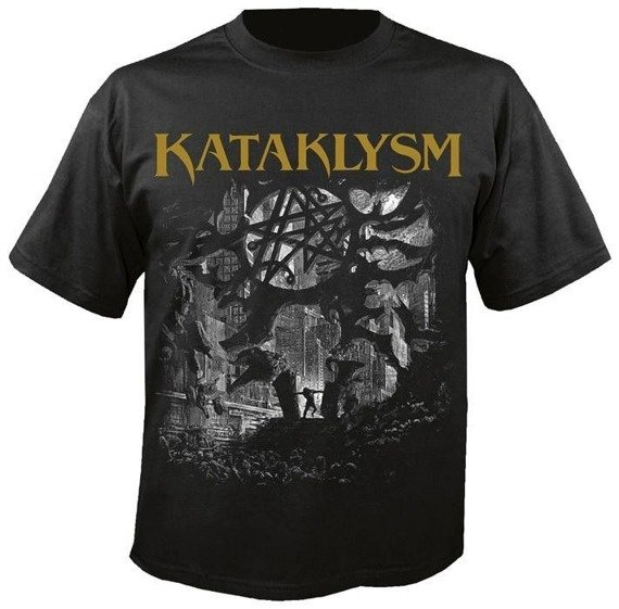 koszulka KATAKLYSM - WAITING FOR THE END TO COME