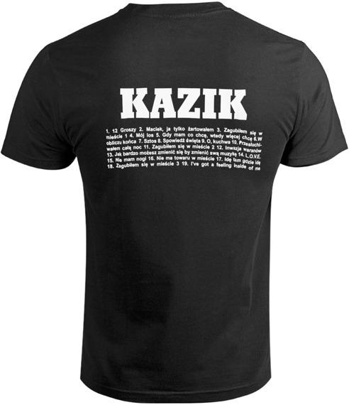 koszulka KAZIK - 12 GROSZY