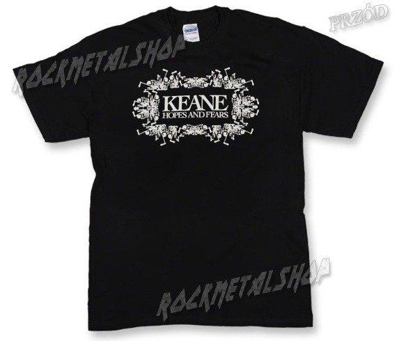 koszulka KEANE - HOPES AND FEARS