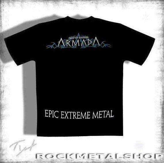 koszulka  KEEP OF KALESSIN -EPIC EXTREME METAL
