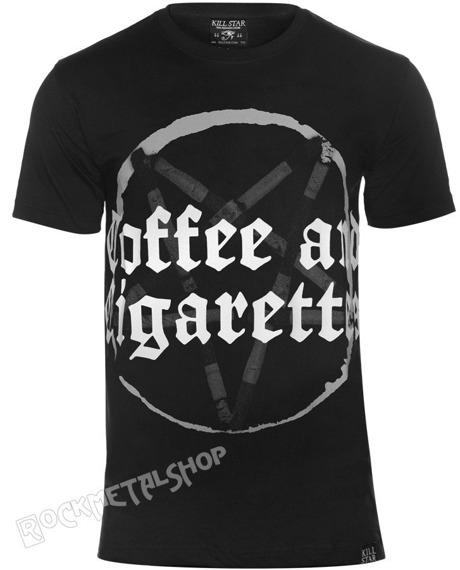 koszulka KILL STAR - COFFEE