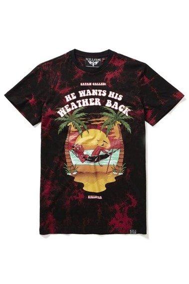 koszulka KILL STAR - SATAN CALLED