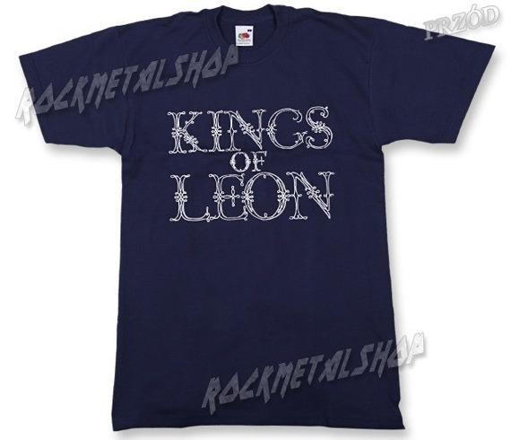 koszulka KINGS OF LEON - ORNATE LOGO