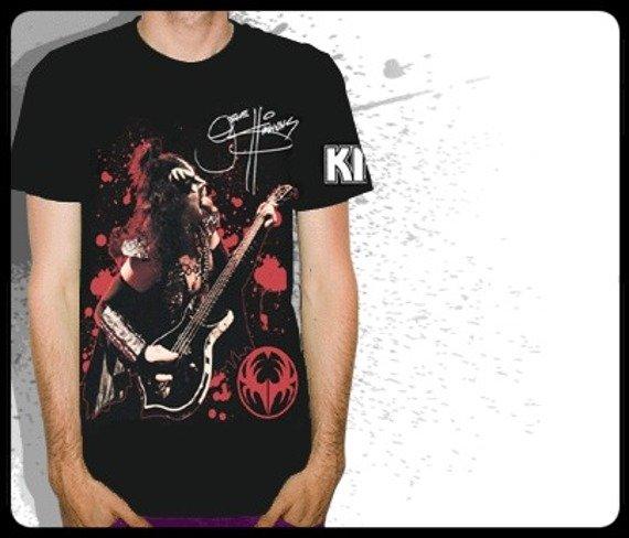 koszulka  KISS - DEMON ROCK