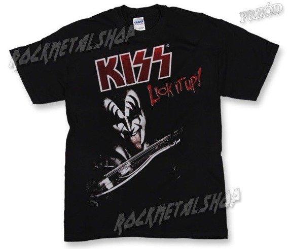 koszulka  KISS - LICK IT UP