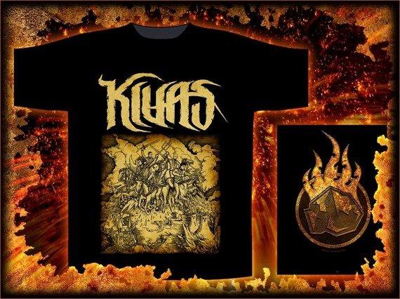 koszulka KIUAS - THE NEW DARK AGE