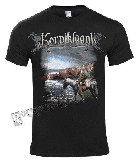 koszulka KORPIKLAANI - KEEP ON GALLOPING