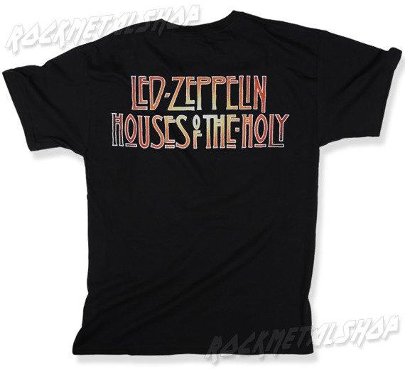 koszulka LED ZEPPELIN - HOUSES OVER LOGO