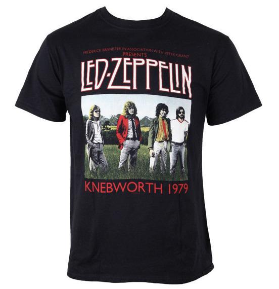 koszulka LED ZEPPELIN - KNEBWORTH 1979