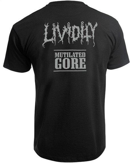 koszulka LIVIDITY - MUTILATED GORE