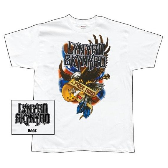 koszulka LYNYRD SKYNYRD - ILLUSTRATED EAGLE
