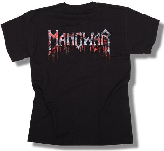 koszulka MANOWAR - LOGO