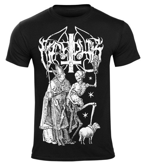koszulka  MARDUK - IMAGO MORTIS