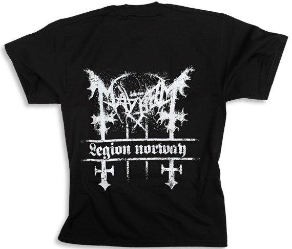 koszulka MAYHEM - LEGION NORWAY