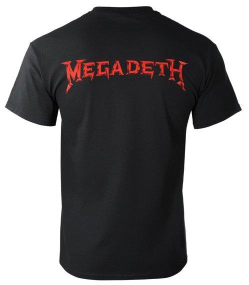 koszulka MEGADETH - PEACE SELLS... BUT WHO'S BUYING?
