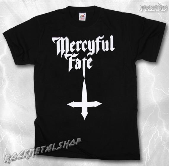 koszulka MERCYFUL FATE - LOGO