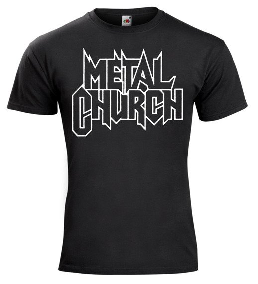 koszulka METAL CHURCH - LOGO
