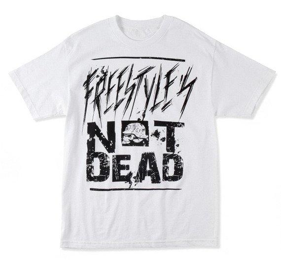 koszulka METAL MULISHA - ALIVE biała