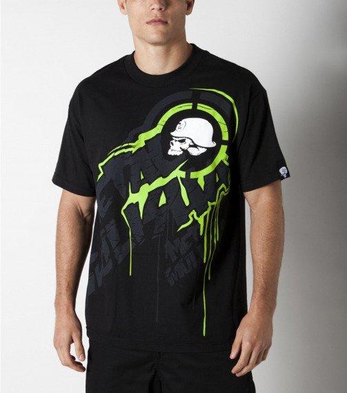 koszulka METAL MULISHA - DRAIN czarna