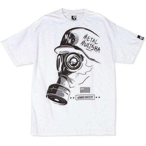 koszulka METAL MULISHA - FALSE biała