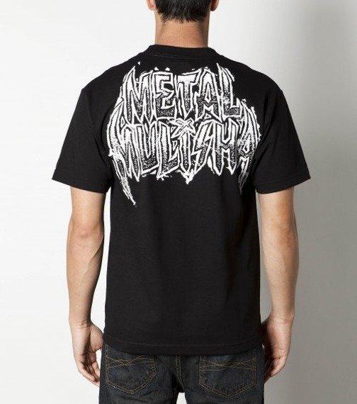 koszulka METAL MULISHA - GNARLY czarna