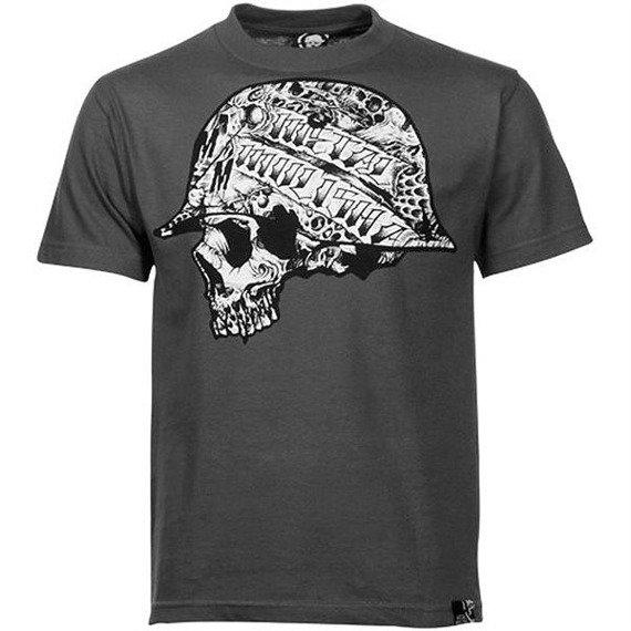 koszulka METAL MULISHA - PEELED szara