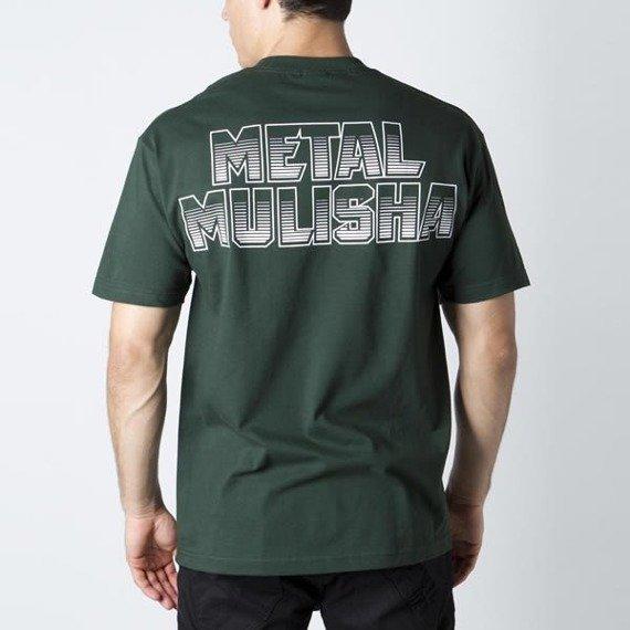 koszulka METAL MULISHA - PLATOON zielona